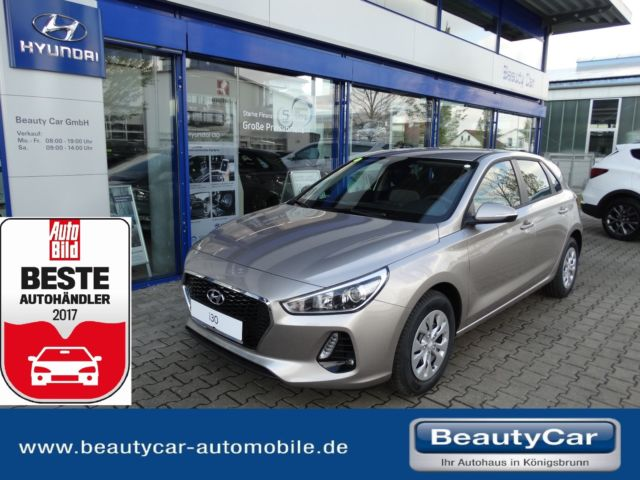 Hyundai i30 blue 1.4 Select*Neues Modell*Funktionspaket*