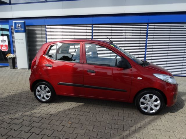 Hyundai i10 5 Star Edition ZV*el. FH*Radio-CD*8-fach ber