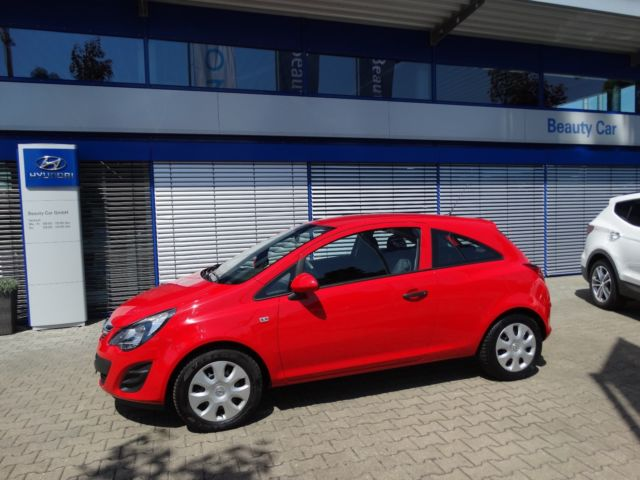 Opel Corsa D Selection Klima*ZV*Radio-CD*el. Spiegel*