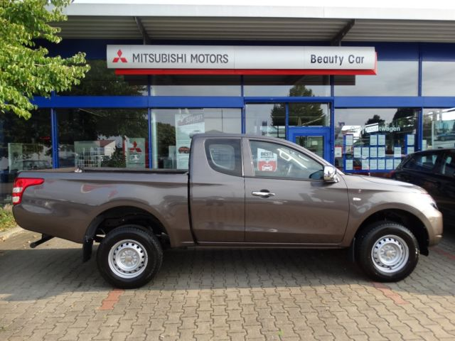 Mitsubishi L200 Pick Up 4x4 S&amp|S Club Cab EXTRA PAKET