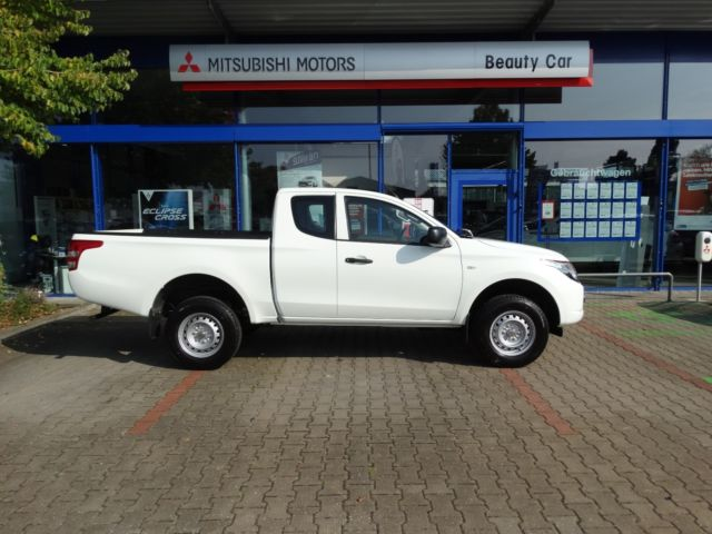 Mitsubishi L200 Pick Up 4x4 S&amp|S Club Cab*Klima*