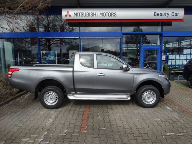 Mitsubishi L200 Pick Up 4x4 S&amp|S Club Cab EXTRA PAKET*Sofort