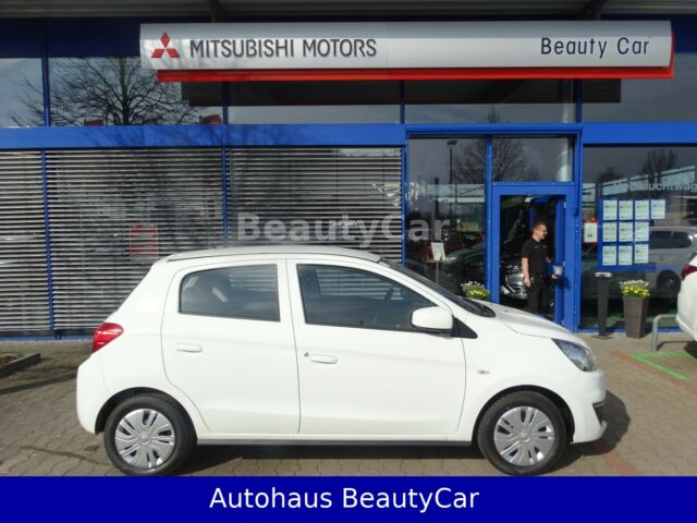 Mitsubishi Space Star Klima*Radio*ZV*Active + Winterreifen