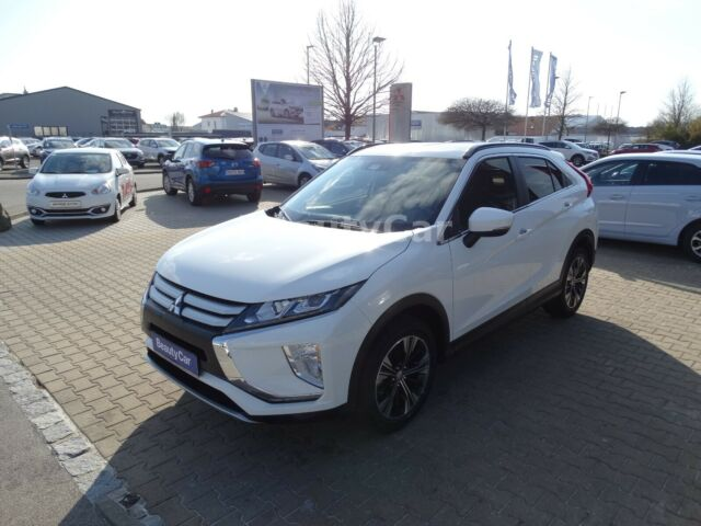 Mitsubishi Eclipse Cross Diamant*Kamera*SHZ*Alu*BT*uvm
