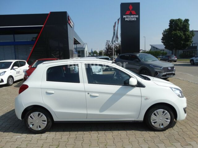 Mitsubishi Space Star 1.0 Basis*5 Jahre Garantie*Radio*
