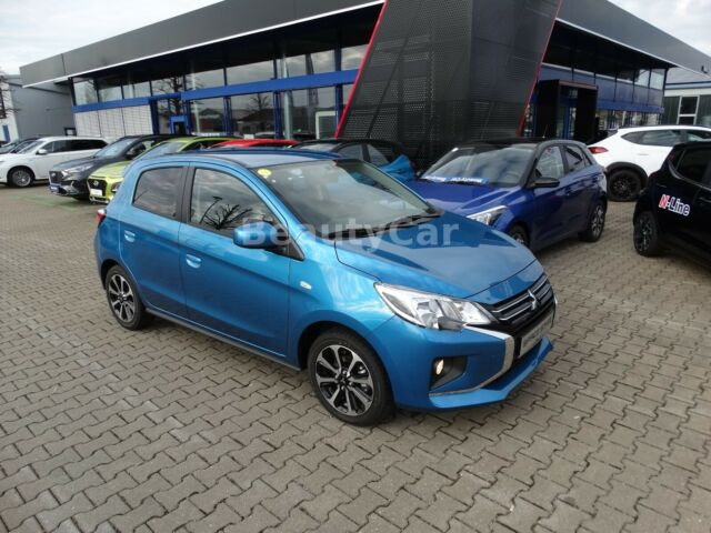 Mitsubishi Space Star 1,2 Spirit+*MJ2021*Klima*Navi*uvm