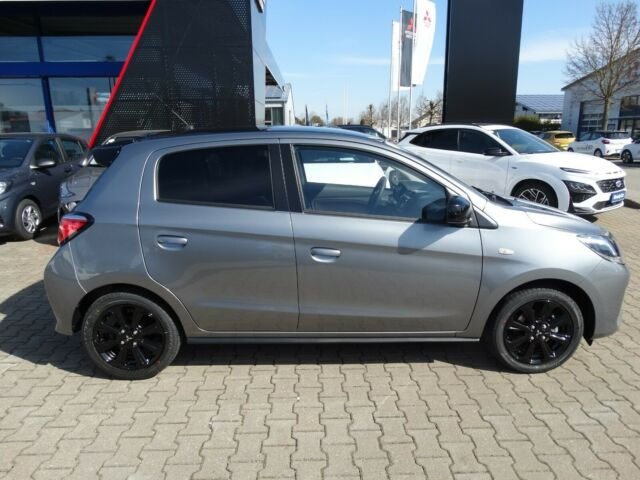 Mitsubishi Space Star SPIRIT+ BLACK 1.2 CVT